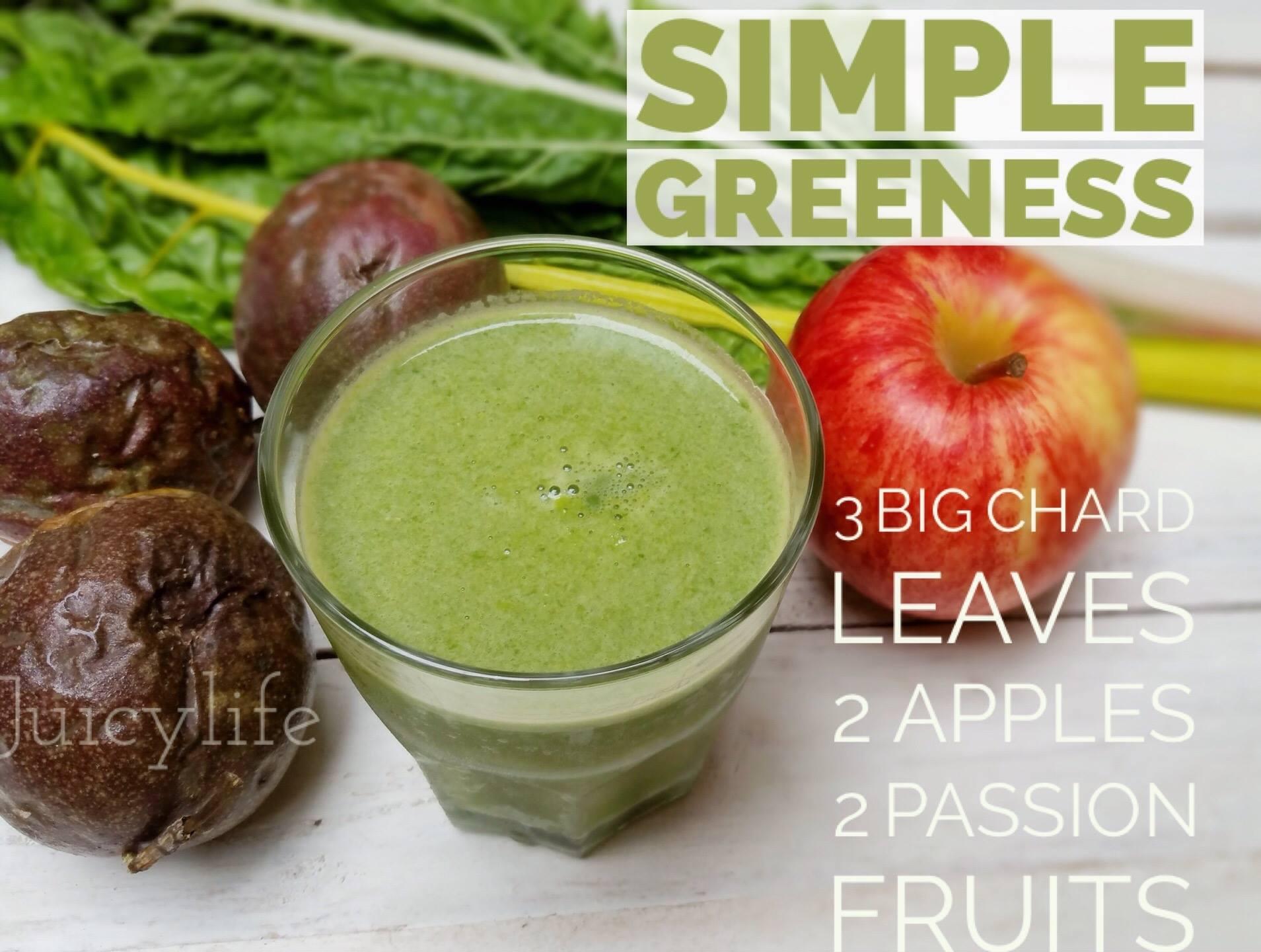simplegreeness