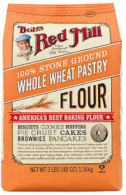 BRM whole wheat flour